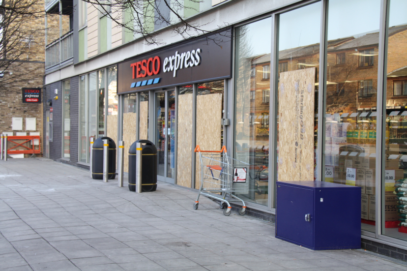 TescoDamage11Feb2012